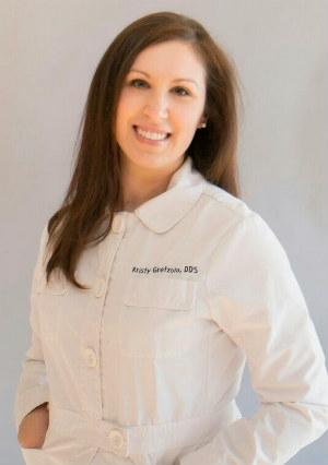 stratford area dentist Dr. Kristy Gretzula hawley lane dental